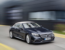 Mercedes S65 AMG Cabriolet