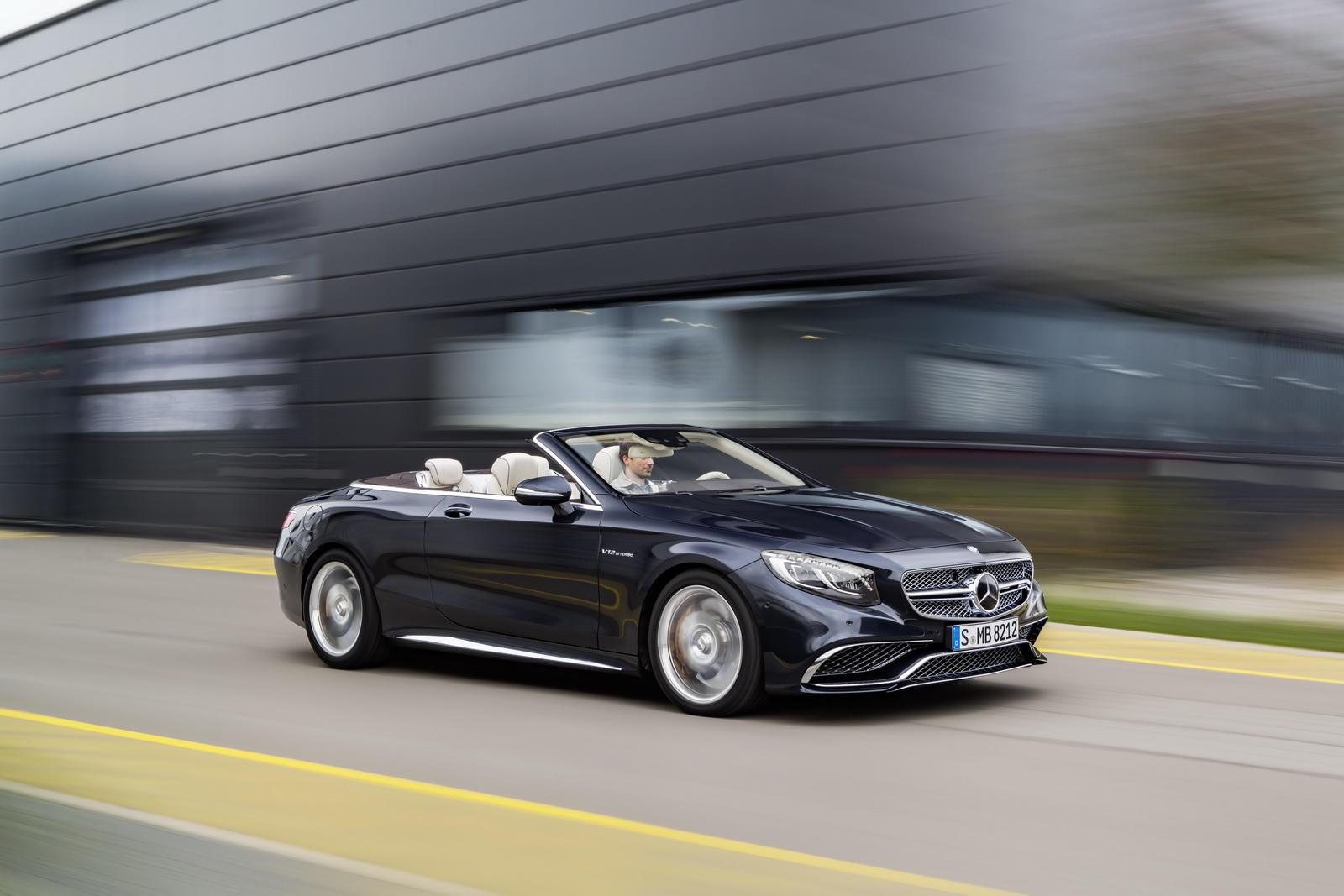 Mercedes S65 AMG Cabriolet - Mercedes S65 AMG Cabriolet
