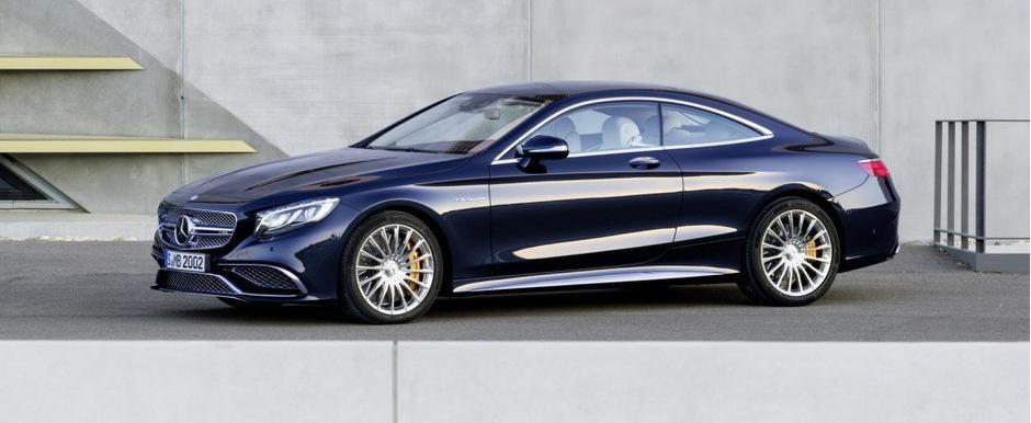 Mercedes S65 AMG Coupe: 630 cai putere si 244.000+ euro