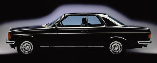 Mercedes sarbatoreste 40 de ani de la introducerea acestui coupe