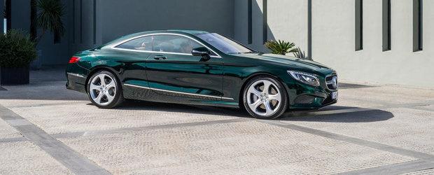 Mercedes schimba denumirea automobilelor sale