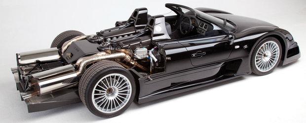 Mercedes si altele. Zece masini cu care nemtii si-au bagat rivalii in boala