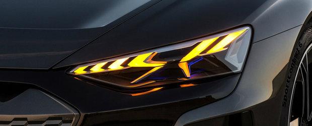 Mercedes si BMW au dat de belea. Nemtii de la Audi au dezvaluit cand incepe productia super-sedanului cu platforma si motor de Porsche
