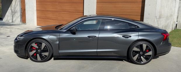 Mercedes si BMW au dat de belea. Noua masina de la Audi e un super-sedan cu platforma si motor de Porsche. Cum arata in realitate