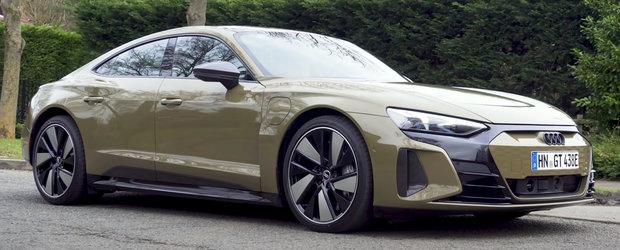 Mercedes si BMW au dat de belea. Noua masina de la Audi e un super-sedan cu platforma si motor de Porsche. Cum se conduce