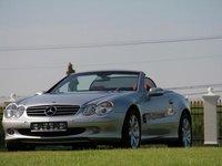 Mercedes SL 500 Mercedes-Benz Sl 500 2002