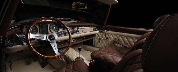 Mercedes SL by Vilner - Glorie eterna legendarului Pagoda!