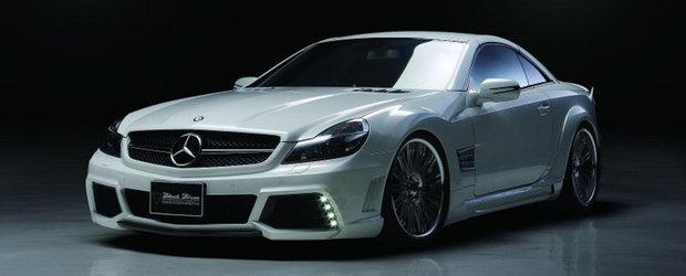 Mercedes SL by Wald International - Festin in alb