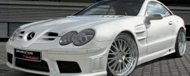 Mercedes SL500 by Prior Design