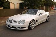 Mercedes SL500 by Razvan