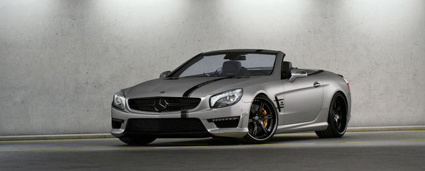 Mercedes SL63 AMG by Wheelsandmore - Perfectiune la superlativ