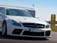 Mercedes SL65 AMG Black Series by MKB