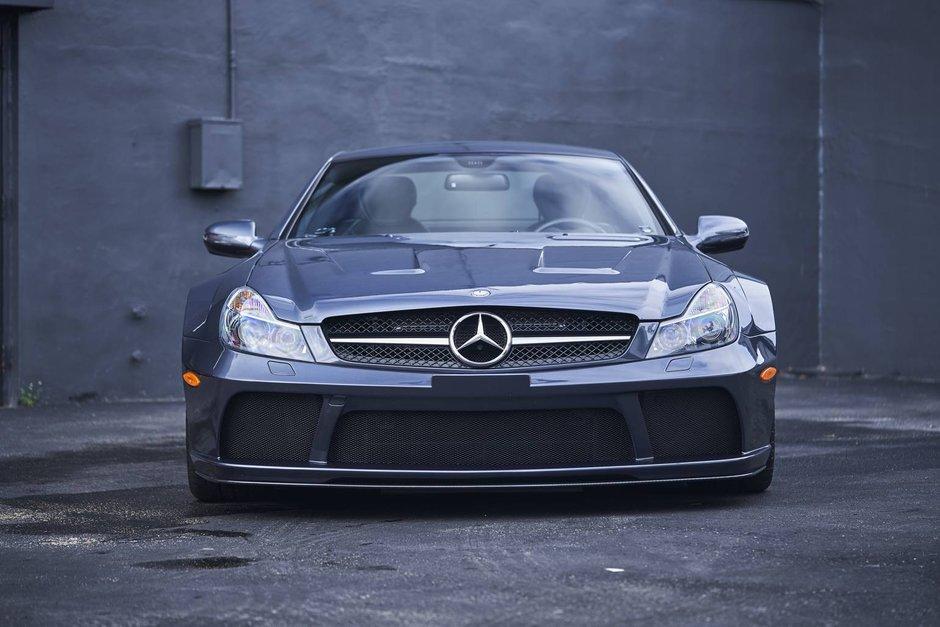 Mercedes SL65 AMG Black Series de vanzare