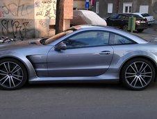 Mercedes SL65 AMG Black Series in Romania