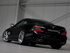 Mercedes SL65 AMG by Wheelsandmore