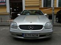 Mercedes SLK 200 2000 kompressor 2001