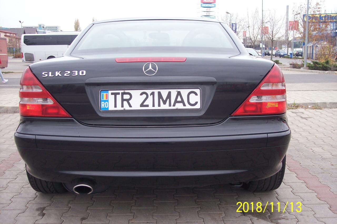 Mercedes SLK 230 230Kompressor 2003