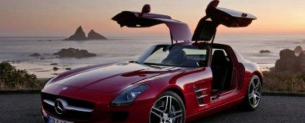 Mercedes SLS AMG : 149.000$ pentru 571CP