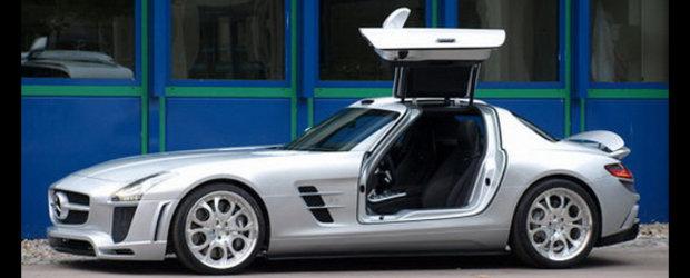 Mercedes SLS AMG by FAB Design - FABulosul SLS!