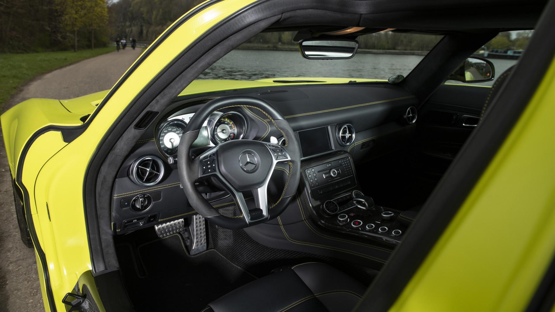 Mercedes SLS AMG Electric Drive de vanzare - Mercedes SLS AMG Electric Drive de vanzare