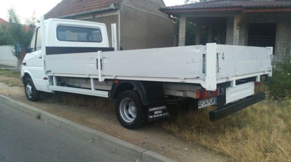 MERCEDES Sprinter 411CDi Detarat 3 5T Camioneta Autoutilitara cu Lada Bena