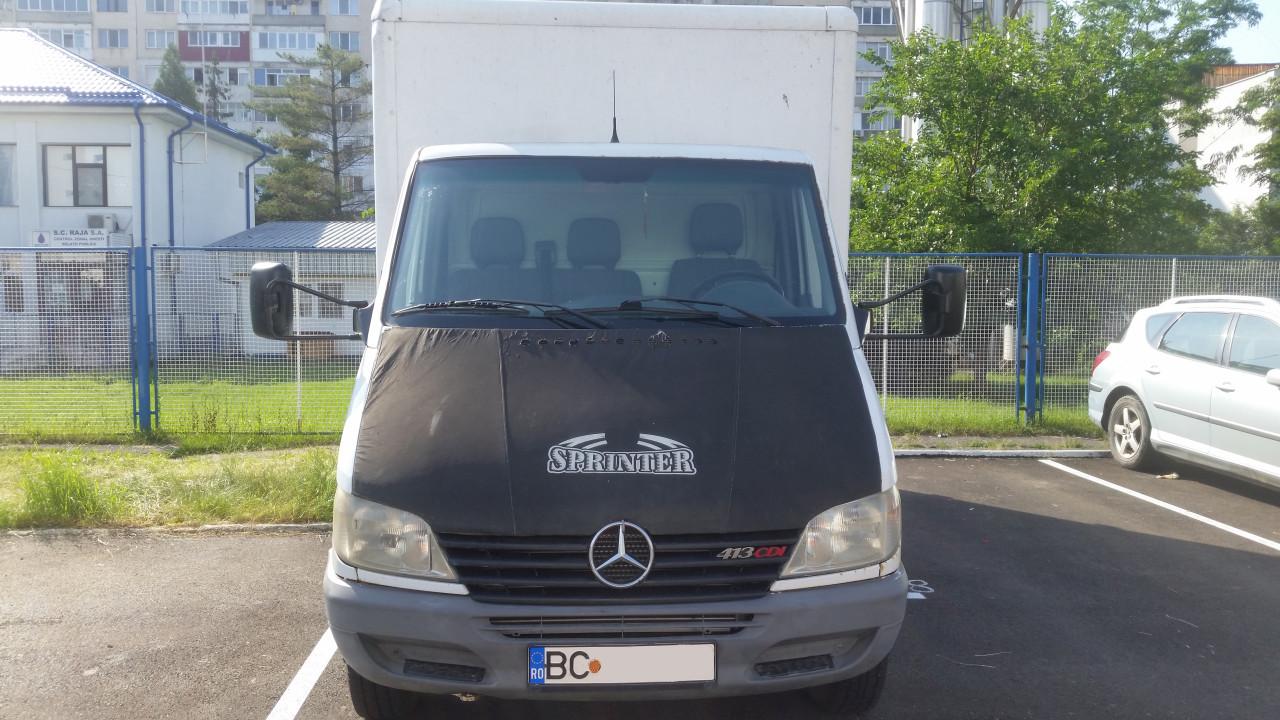 Mercedes Sprinter 413cdi 2002
