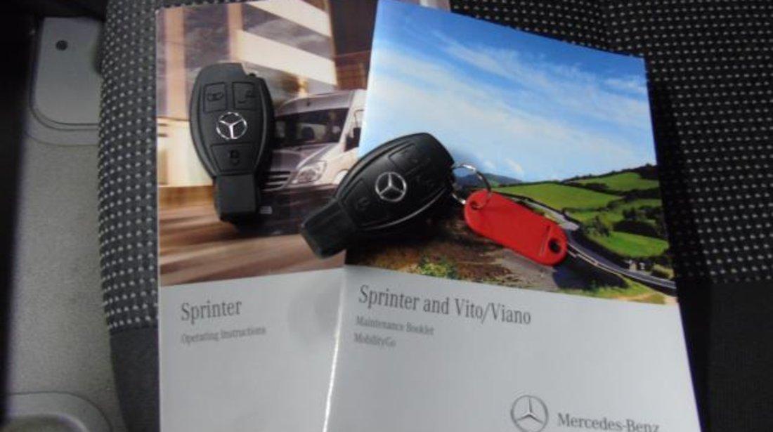 Mercedes Sprinter Furgon 310 CDI - 2.148 cc / 95 CP 2012