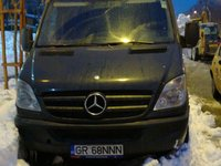 Mercedes Sprinter311 taxa platita.proprietar