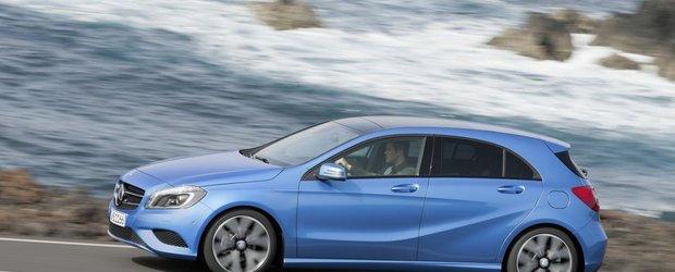 Mercedes suplimenteaza productia modelului A-Class