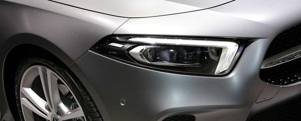 Mercedes-ul cu motor de Dacie este acum produs si intr-o tara vecina cu Romania. Imagini exclusive din fabrica