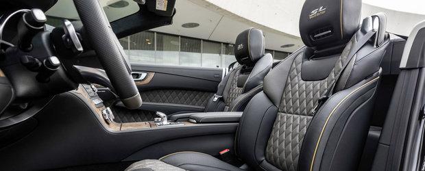 Mercedes-ul de care lumea a uitat ca mai exista. Nemtii au lansat o noua editie speciala