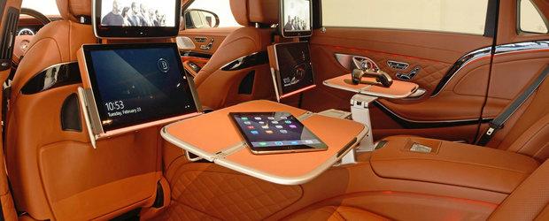 Mercedes-ul pe care Brabus cere 500.000 de euro. Ofera absolut tot ce ti-ai putea dori de la o masina