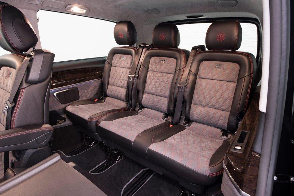 Mercedes V-Class de la Brabus
