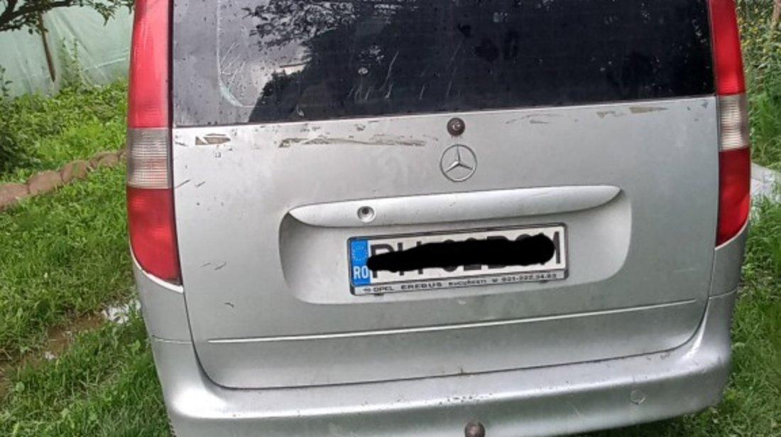 Mercedes Vaneo 1.6 benzina 2003