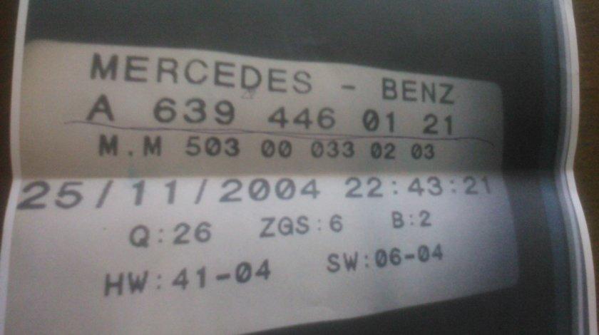 Mercedes Viano 2,2 2005
