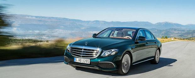 Mercedes vinde pe banda rulanta. Nemtii din nou in fata conationalilor de la BMW si Audi
