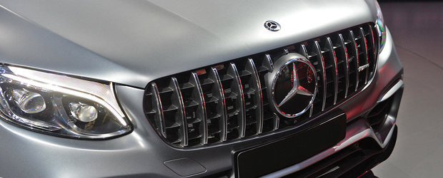 Mercedes vinde pentru prima oara acest model. Cum arata el in realitate