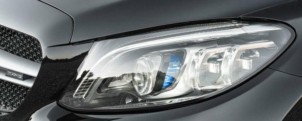 Mercedes viseaza la un nou AMG in gama. Denumirea inregistrata de nemti zilele acestea