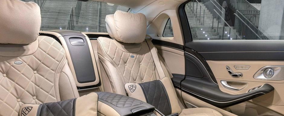 Mercedes vrea ca S-Class sa ramana limuzina suprema. Ce modificari majore pregatesc nemtii la interior