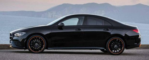 Mercedes vrea stergerea lor de URGENTA. Primele poze cu noul CLA, scapate ACUM pe internet