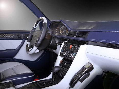Mercedes W124 de la Carbon Motors