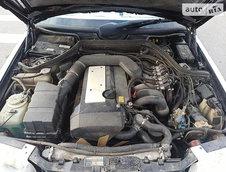 Mercedes W124 de vanzare