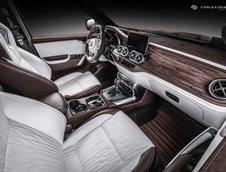 Mercedes X-Class de la Carlex