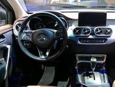 Mercedes X-Class - Poze reale