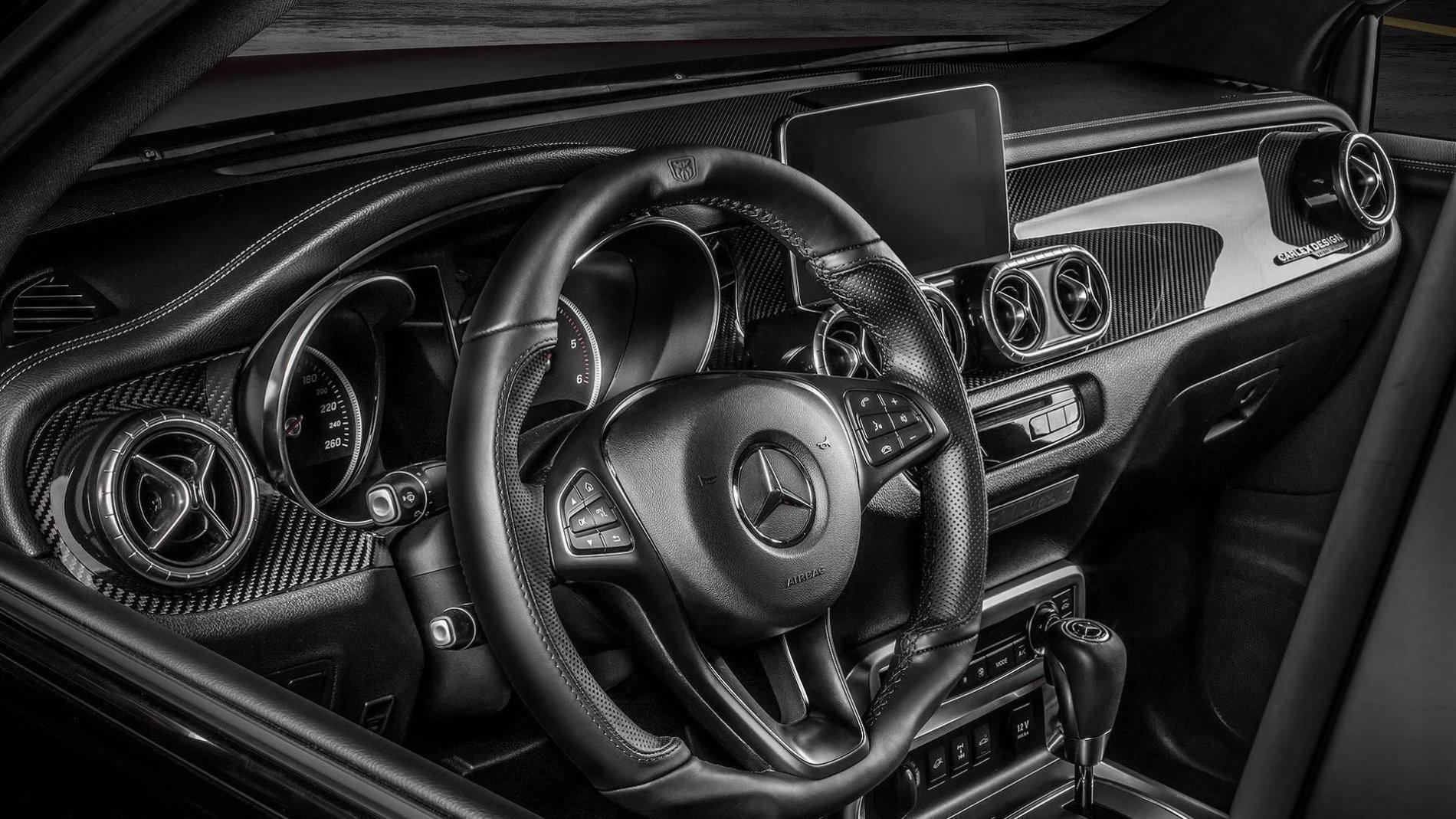 Mercedes X-Class Urban si Off-Road de la Carlex - Mercedes X-Class Urban si Off-Road de la Carlex