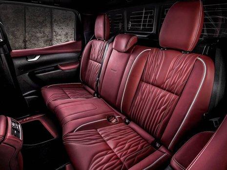 Mercedes X-Class Urban si Off-Road de la Carlex