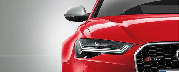 Merge tare si consuma putin. Uite noul Audi RS6 TDI!
