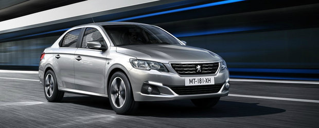 Merita sa arunci o privire daca vrei un automobil nou si ieftin. Uite cat costa in Romania modelul Peugeot 301 Facelift