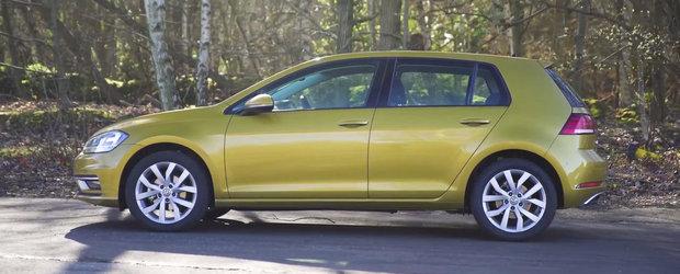 Merita toata atentia ta. Test detaliat cu noul Volkswagen Golf