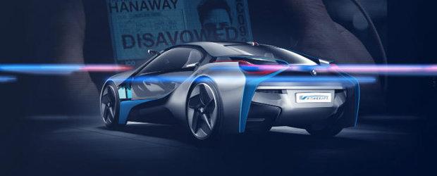 MI4, Ghost Protocol: Misiunea Imposibila a devenit Indeplinita datorita masinilor BMW
